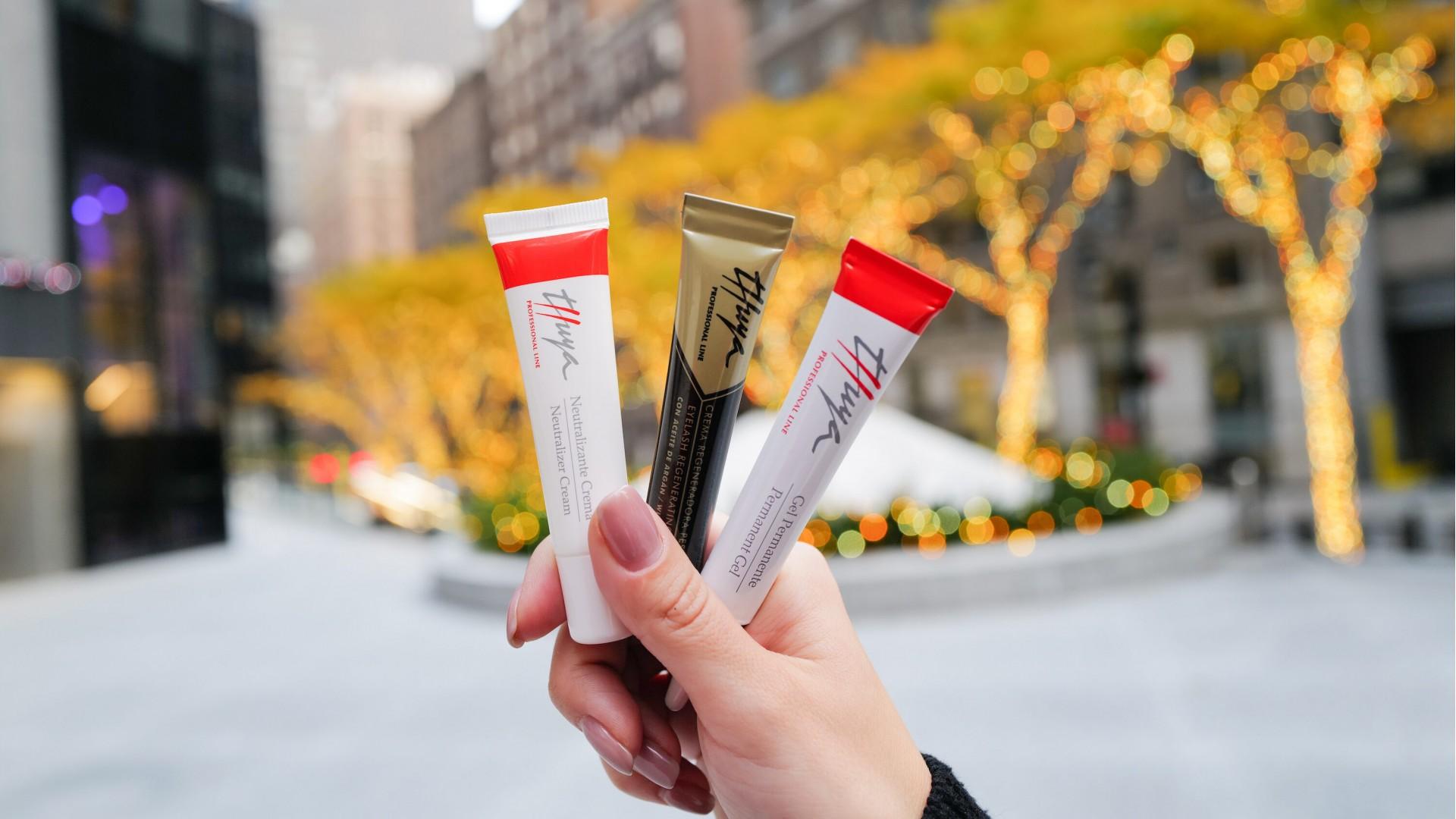 Thuya NYC World's Best Eyebrow Lift Products