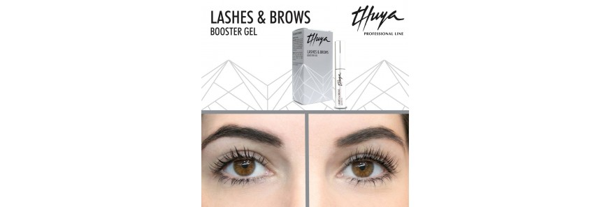 Lashes and Brows Aftercare