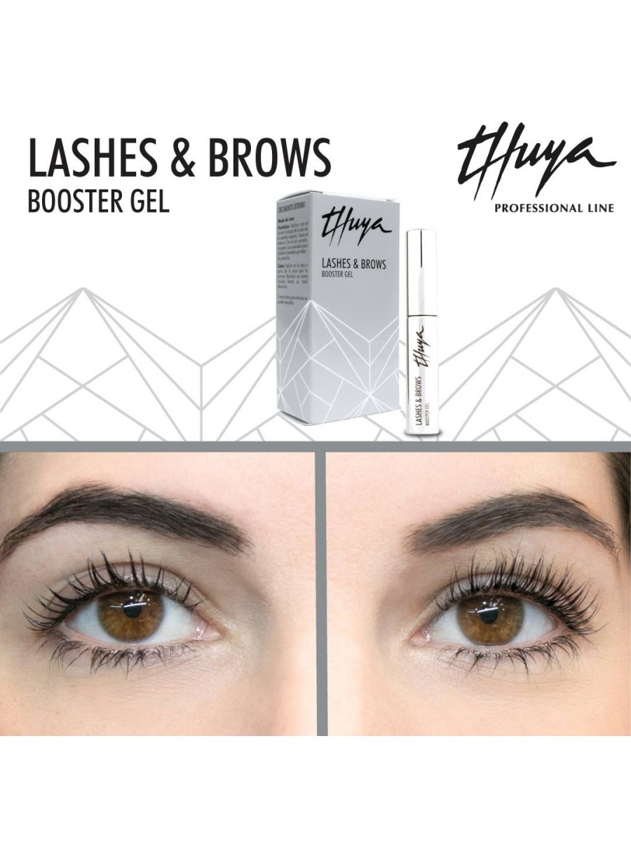 Thuya Lashes And Brows Booster Gel