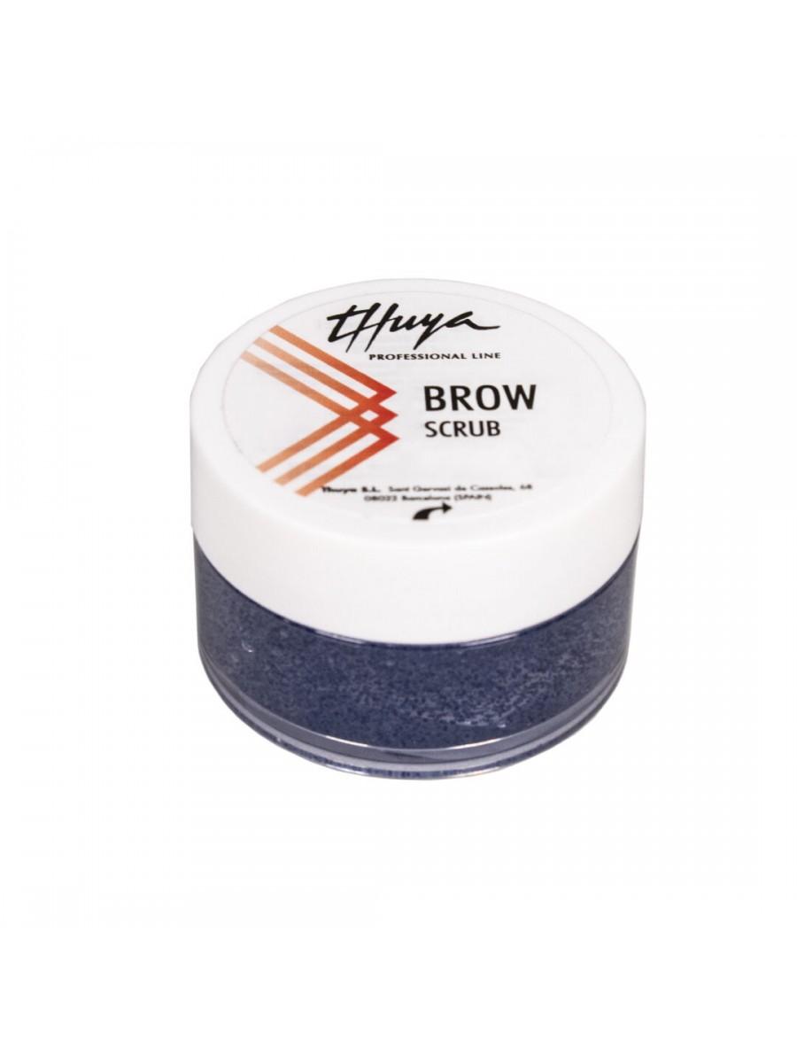 Thuya Brow Scrub